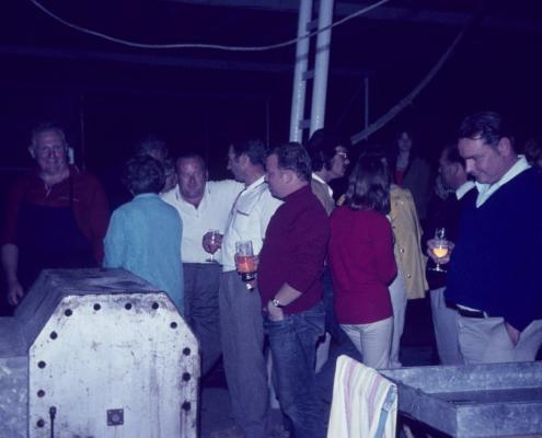 Hermann's Hühnchenessen: Rudi Hermann, Horst Lechner, Fred Lehmann & Gerhard Pospieszala