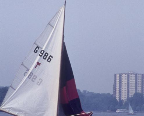 Wettfahrt Tegeler See
