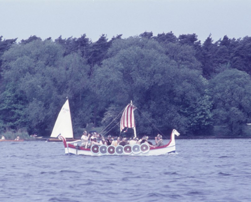 Vatertag: Tegeler See