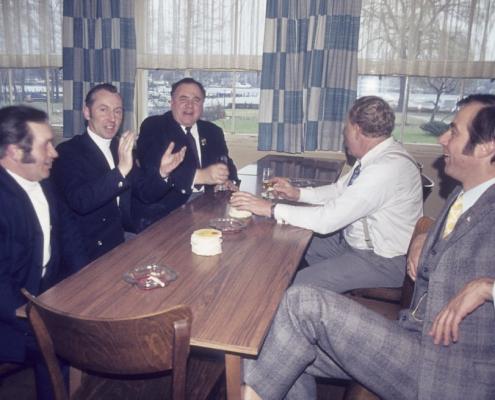 SCN: Horst Küchlin, Wolfgang Liebing, Kurt Richter, Rudi Hermann & Manfred Schröter