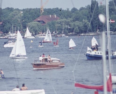 Pfingsten: Start Opti-Wettfahrt VSaW