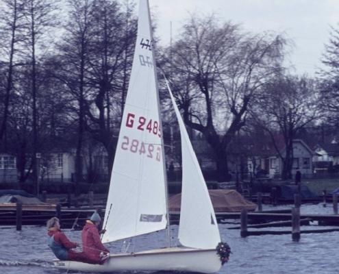 Bootstaufe 470er