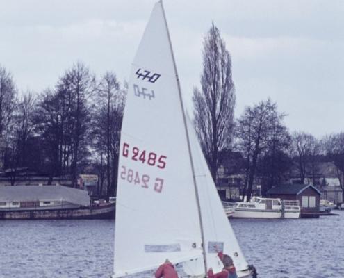 Bootstaufe 470er Ralf Lagleder