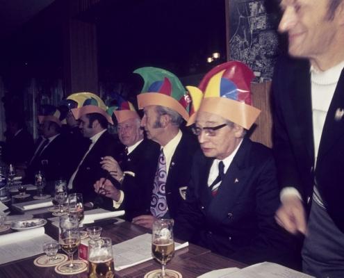 Karfreitag: Rudi Rothermund, Erich Krause, Bernhard Nölte & Paul Kahlert