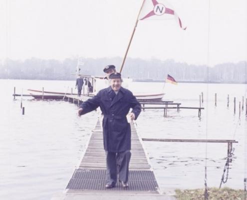 Bußtag beim FSJ in Heiligensee: Gerhard Schäfer