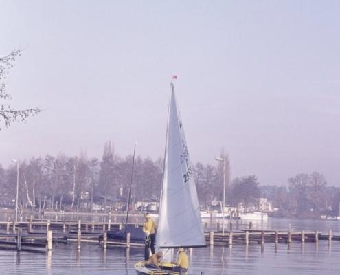 Bootstaufe: Bernd Rotermund