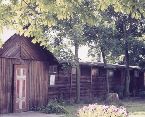 Altes Jugend- und Garderobenhaus