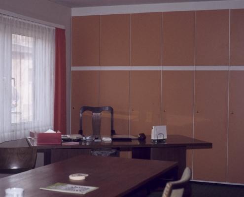 Neubau: Vorstandszimmer