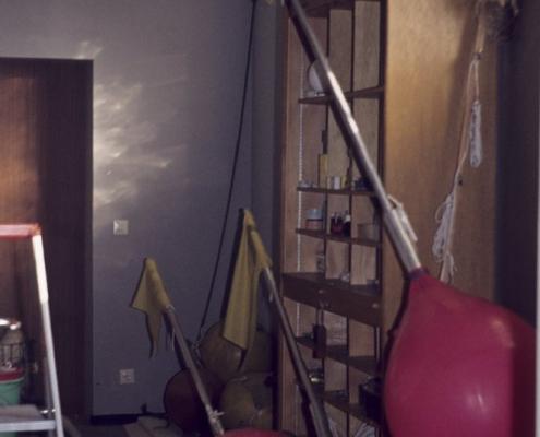 Neubau: Abstellraum