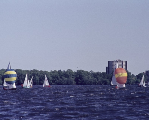 SCN-Wettfahrt Tegeler See