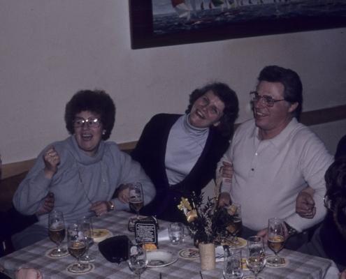 SCN: Renate Bürger, Elfie Wollinger, Maria und Werner Kunze & Klaus Liesecke