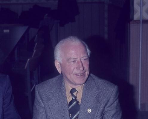Bußtag Fahrt zum Wannsee: Rudi Rothermund