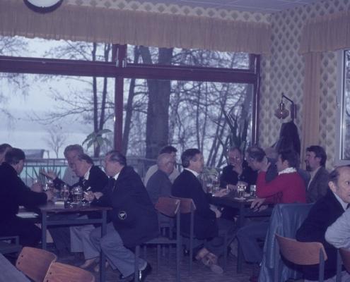 Bußtag: Fahrt zum Wannsee