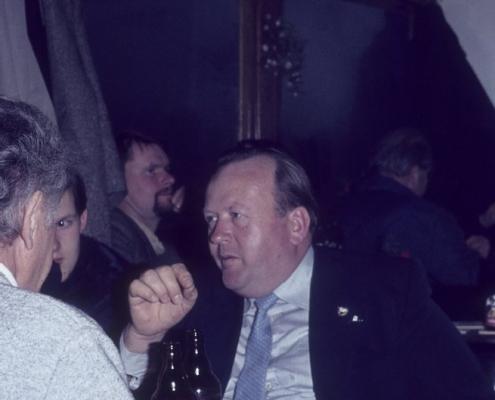 Bußtag Fahrt zum Wannsee: Horst Lechner
