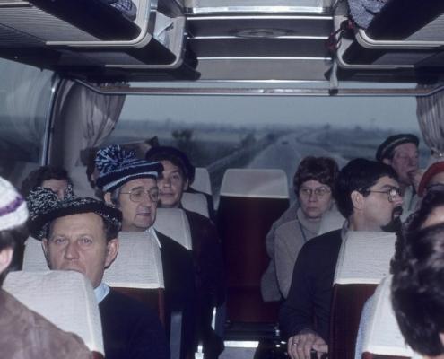 Ehepaarfahrt Braunschweig, Harz, Wolfsburg: Dieter Jaeger, Dietrich Balzer, Horst Ebert, Hilde Sachs, Klaus Braschoß & Herbert Berlin