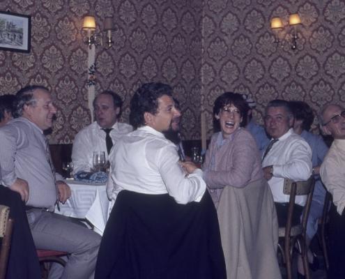 Ehepaarfahrt Braunschweig, Harz, Wolfsburg: Dieter Nerlich, Klaus Liesecke, Hans-Jürgen und Christina Saegert, Heinz Boss & Rudi Sachs
