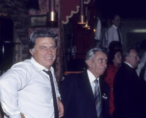 Ehepaarfahrt: Werner Kunze & Hermann Wollinger