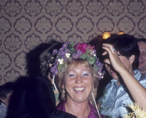 Ehepaarfahrt: Renate Bürger