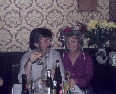 Ehepaarfahrt: Detlef und Renate Bürger