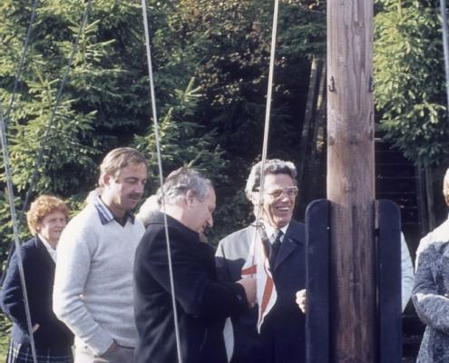 Ehepaarfahrt: Manfred Schröter, Dieter Nerlich & Werner Kunze