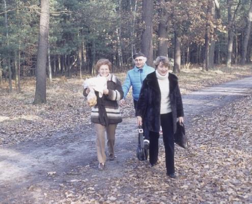 Bußtag: Marianne Boss, Rudi Sachs & Erika Liesecke