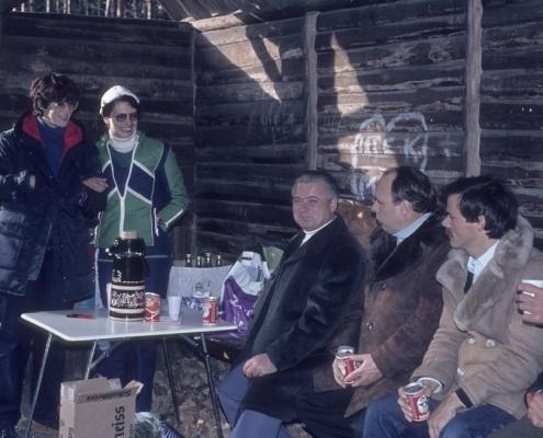 Bußtag: Christina Saegert, Renate Schröter, Heinz Boss, Klaus Liesecke, Wolf-Dieter Kunze & Egon Jagsch