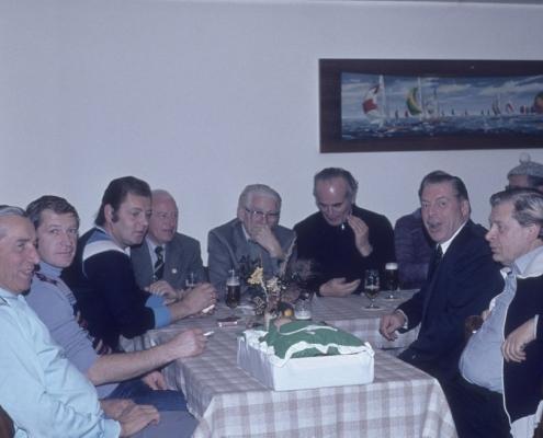 Bußtag: Heinrich Germelmann, Klaus Krüger, Hajo Schönke, Rudi Rothermund, Rudi Scholle, ??, ?? & Gerhard Virgils