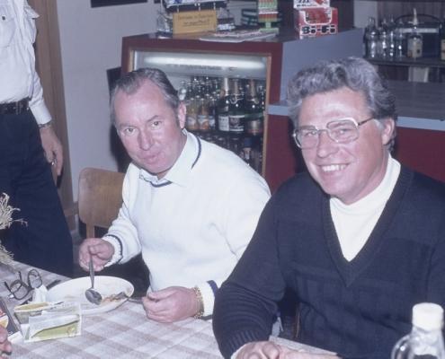 Bußtag: Wolfgang Liebing & Werner Kunze