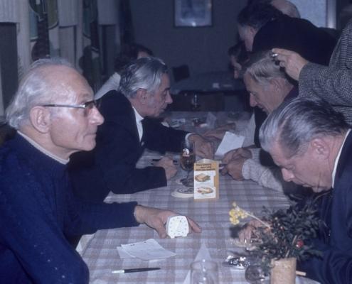 Bußtag: Rudi Sachs, Hermann Wollinger, Rudi Hermann & ??