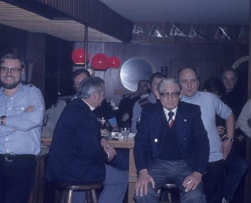 Bußtag: Peter Wolf, Heinz Boss, Bernhard Nölte & Klaus Liesecke