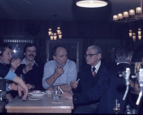 Bußtag: Hajo Schönke, Klaus Krüger, Wolf-Dieter Kunze, Klaus Liesecke & Bernhard Nölte