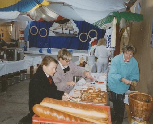 Brigitta Schnupp, Amelie Schlaak und Sonja Schlaak