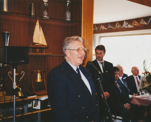 Jubiläumsempfang 75 Jahre SC Nordstern (Eberhard Engelmann, Berliner Sportverband BSV)