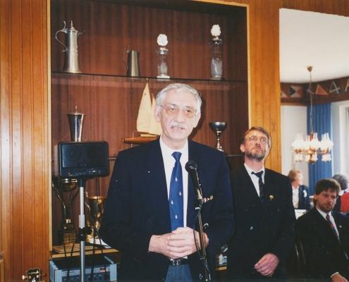 Jubiläumsempfang 75 Jahre SC Nordstern (Erwin Seifert, WGSO)