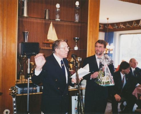 Jubiläumsempfang 75 Jahre SC Nordstern (Walter Wissmann, SKT)