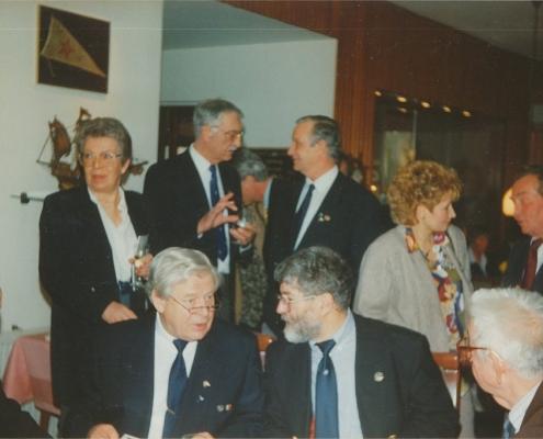 Seiferts, Virgils, Lehmann und Willi Thomas