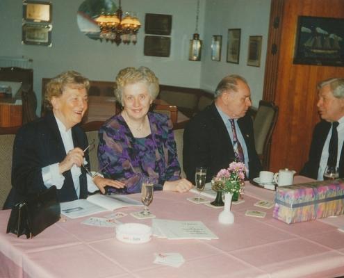 Gerda Schäfer, Pospischalla und Virgils