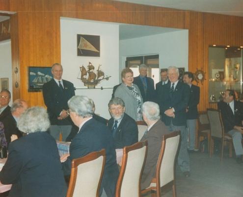Jubiläumsempfang 75 Jahre SC Nordstern