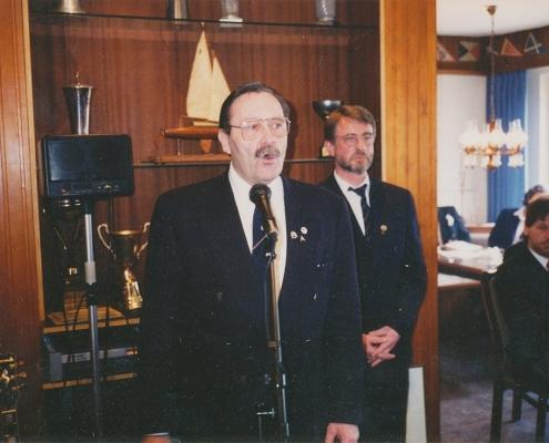 Heinz Scholz, Berliner Varianta-Häuptling