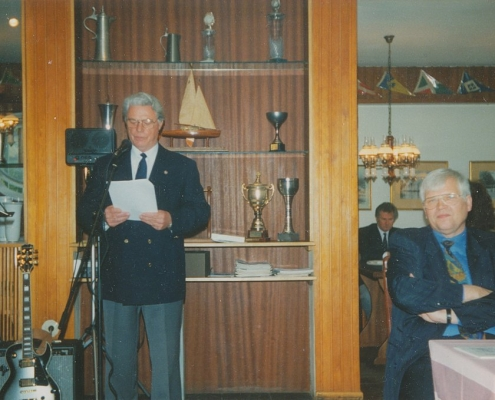Werner Kunze und Detlef Dzembritzki