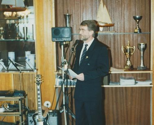Jubiläumsempfang 75 Jahre SC Nordstern (Manfred Richter)