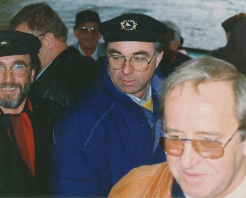 Manfred Richter und Manfred Schröter