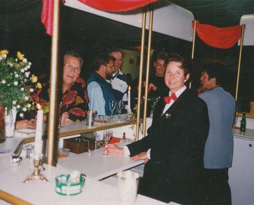 Horst Ebert, Regina Barth und Christel Nerlich