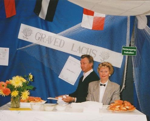 Absegeln 15.10.1995 (Heidrun & Klaus Großpietsch)