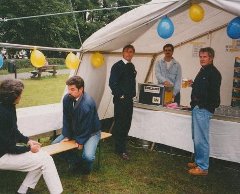 Heidi Otter, Peter Germelmann, Wolfgang Otter, Wolfgang Schlaak und Peter Hartlieb