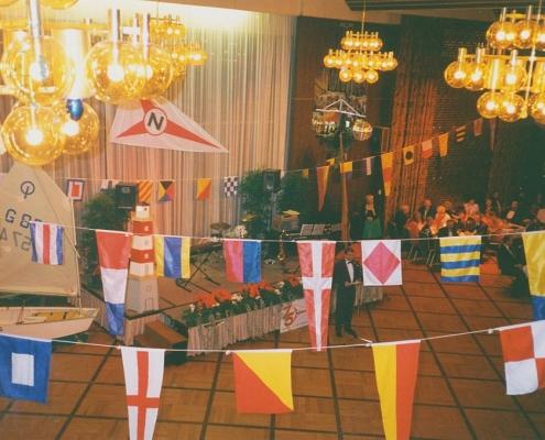 04.11.1995. Jubiläumsball im Palais am See