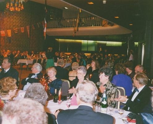 Jubiläumsball 04.11.1995 (SKT'er Tisch)