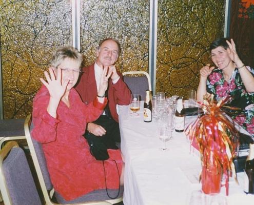 Jubiläumsball 04.11.1995 (Die Martinis)