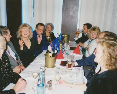 Jubiläumsball 04.11.1995 (Beeskows, Frau Voß)