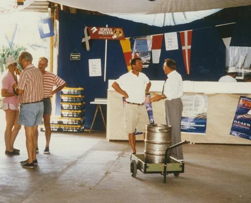 05.08.1995. Stiftungsfest 75 Jahre SCN